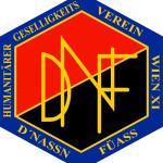D´nassn Füass Logo mit Rand